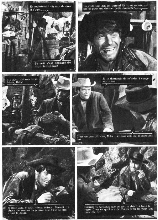 Je te tuerai ! [ Uno straniero a Sacramento ] 1965 . Sergio Bergonzelli . P29110