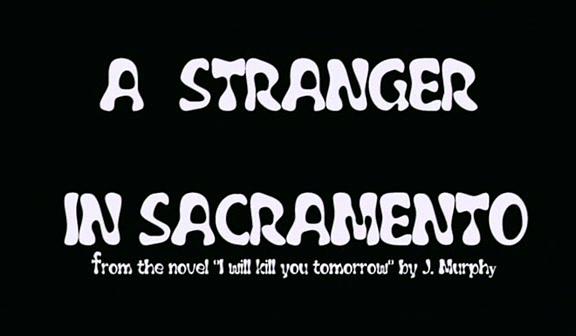 Je te tuerai ! [ Uno straniero a Sacramento ] 1965 . Sergio Bergonzelli . Vlcsna13