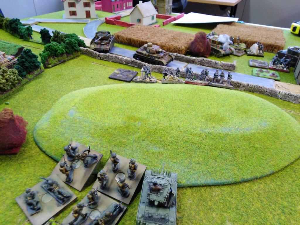 Affrontement secteur de Caen - Allemands contre Canadiens (09 mars 2019) 1510