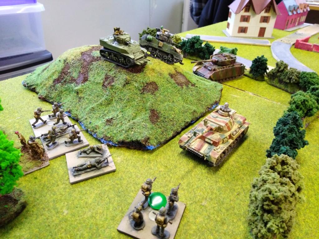 Affrontement secteur de Caen - Allemands contre Canadiens (09 mars 2019) 1610