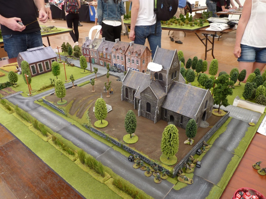 Convention Bolt action 2 -3 Juin musée Overlord de COLLEVILLE 34160110