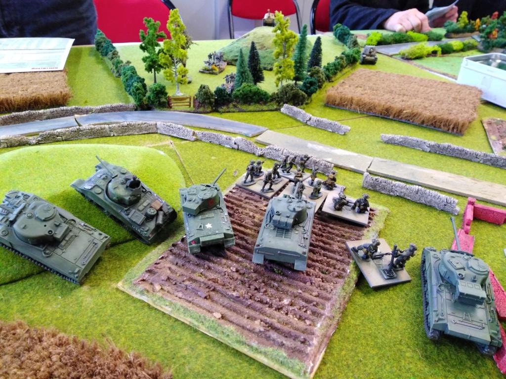 Affrontement secteur de Caen - Allemands contre Canadiens (09 mars 2019) 710