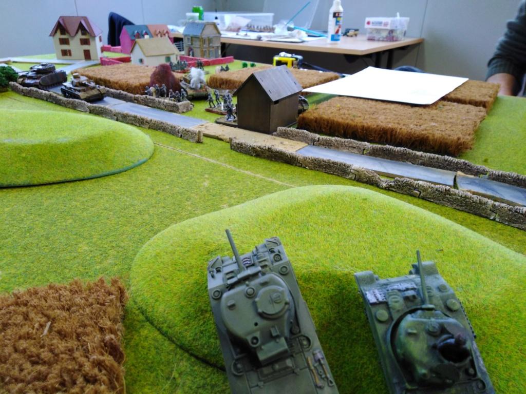 Affrontement secteur de Caen - Allemands contre Canadiens (09 mars 2019) 910