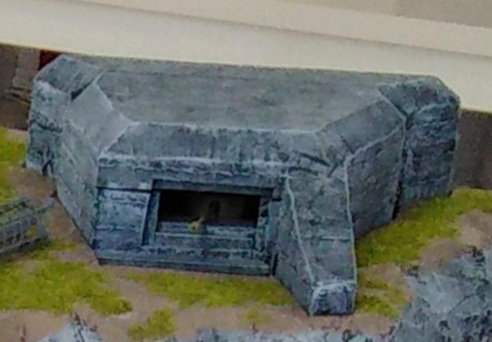 Création d'un plage de débarquement Bunker13