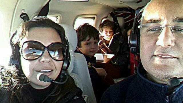Crash d'un bimoteur marocain en France Berrad10