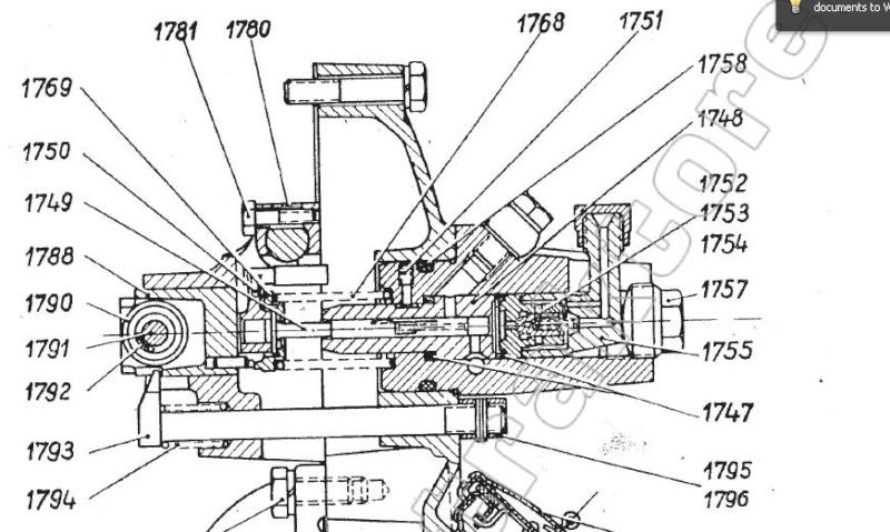 moteur F2L612  fuel passe dans l'huile moteur Pompe_13