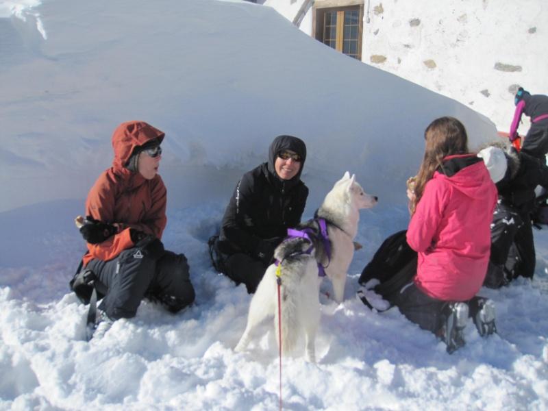 Nouvelles courses de Saskia dans la neige - Page 2 421