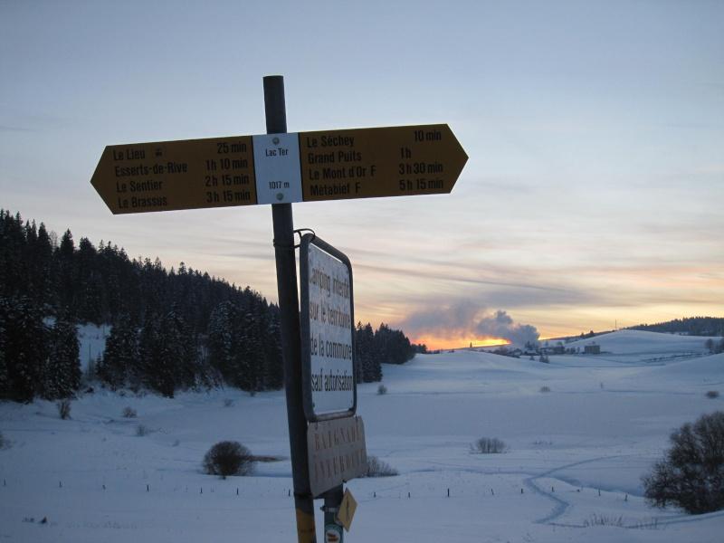 Nouvelles courses de Saskia dans la neige 4510