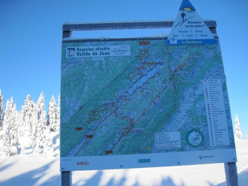Nouvelles courses de Saskia dans la neige 710