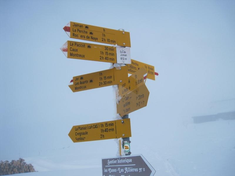 Ski-joering avec deux huskies 817
