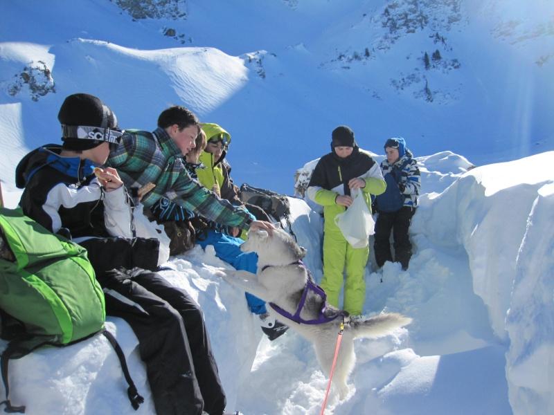 Nouvelles courses de Saskia dans la neige - Page 2 819