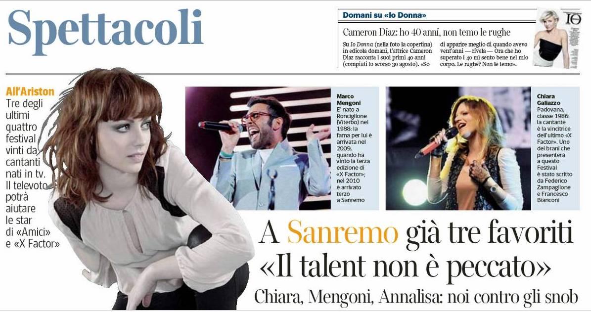 [Sanremo 2013] Marco va in Riviera 2 - Articoli e Interviste - Pagina 2 Cds10