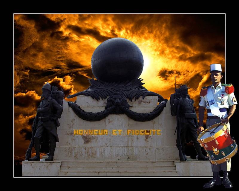 décès du Colonel Jean LUCIANI  Monume17