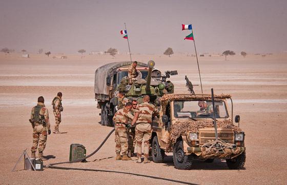 Mission de reconnaissance. Tchad-10