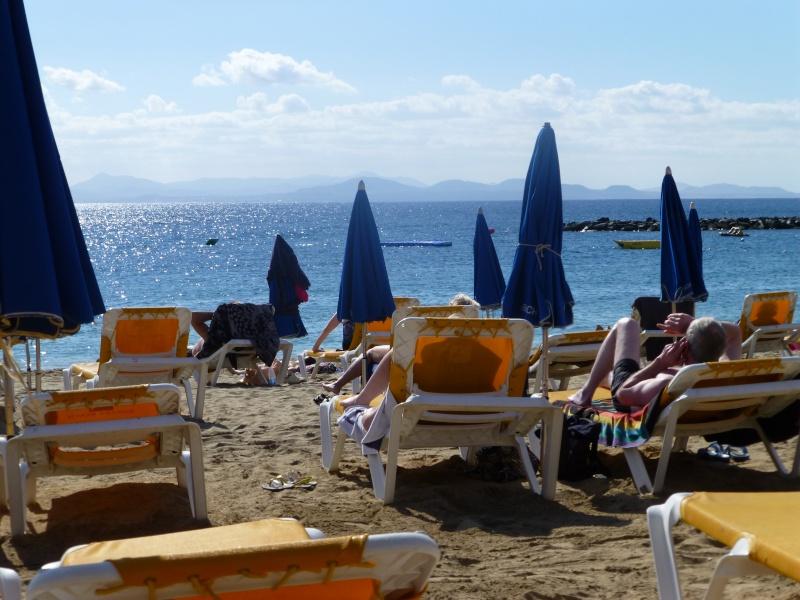 Canary Islands, Lanzarote, Playa Blanca, 2012, holiday 17610