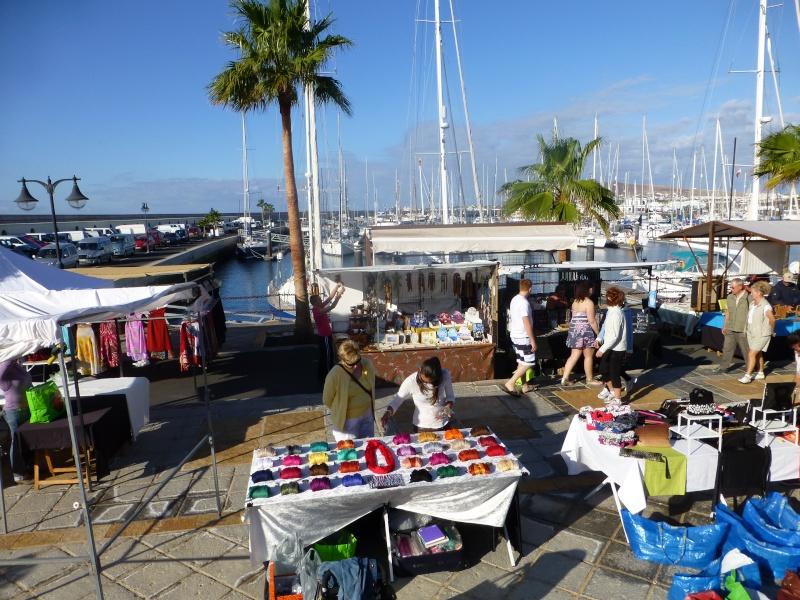 Canary Islands, Lanzarote, Playa Blanca, 2012, holiday 22510