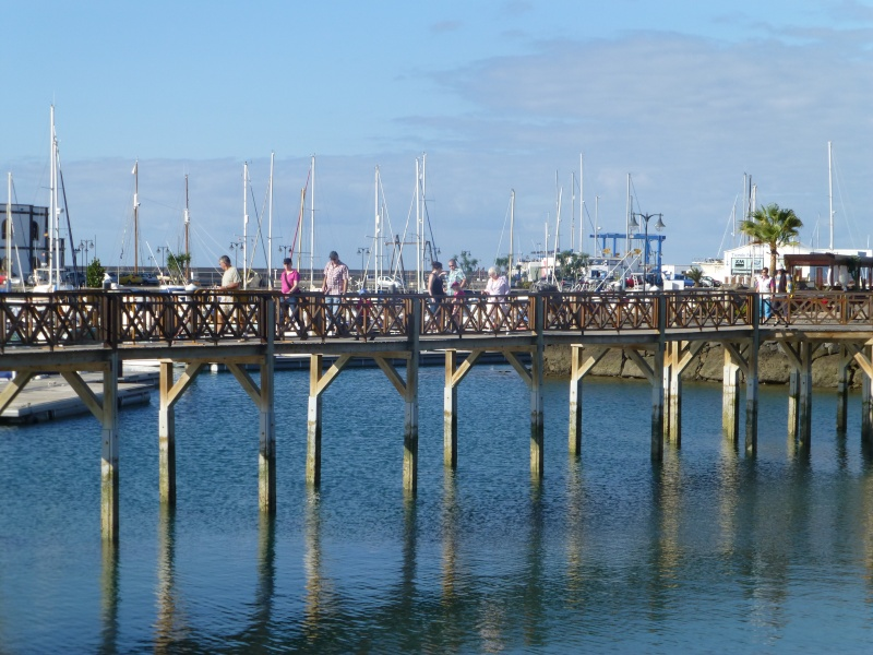 Canary Islands, Lanzarote, Playa Blanca, 2012, holiday 23511