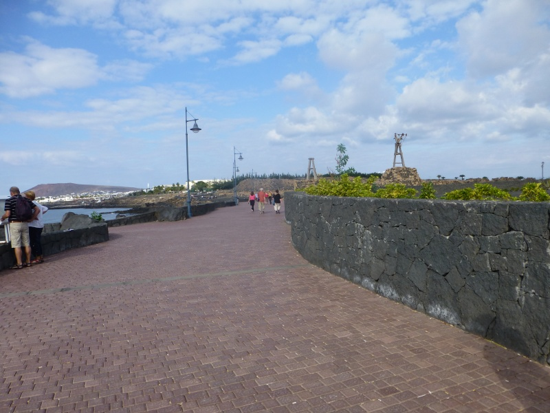 Canary Islands, Lanzarote, Playa Blanca, 2012, Walk from Rubicon Marina to the Lighthouse 26010
