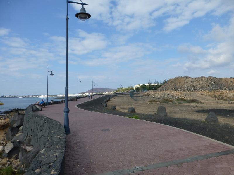 Canary Islands, Lanzarote, Playa Blanca, 2012, Walk from Rubicon Marina to the Lighthouse 26310