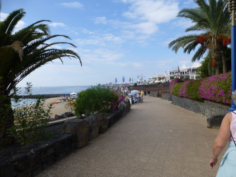 Canary Islands, Lanzarote, Playa Blanca, 2012, Walk from Rubicon Marina to the Lighthouse 27110