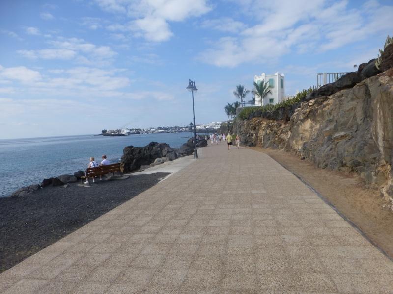Canary Islands, Lanzarote, Playa Blanca, 2012, Walk from Rubicon Marina to the Lighthouse 27710