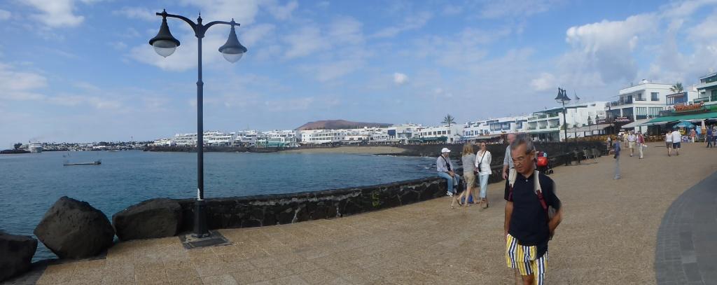 Canary Islands, Lanzarote, Playa Blanca, 2012, Walk from Rubicon Marina to the Lighthouse 27810