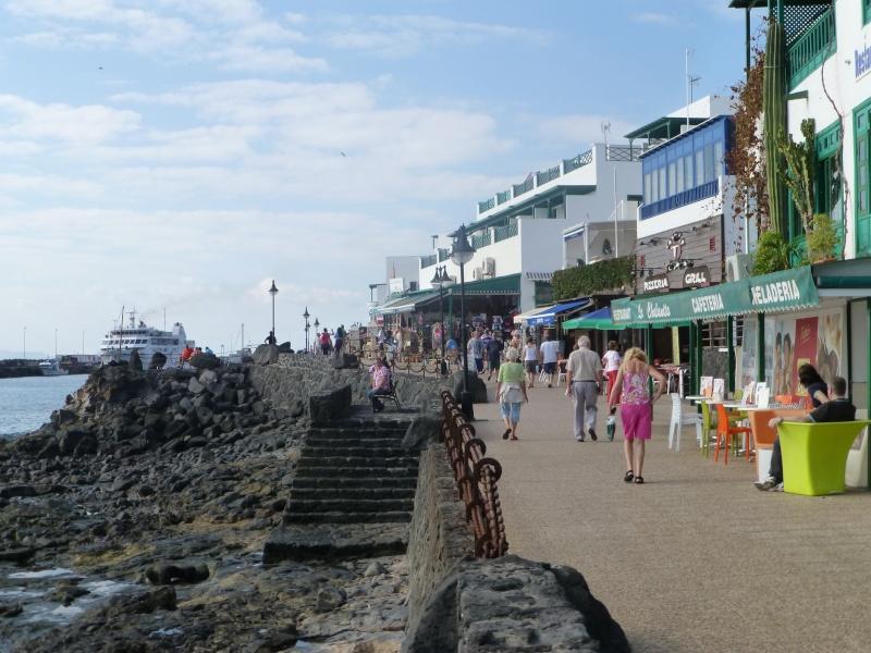Canary Islands, Lanzarote, Playa Blanca, 2012, Walk from Rubicon Marina to the Lighthouse 28310