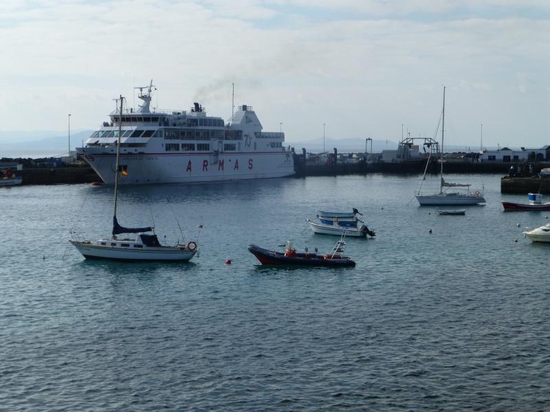 Canary Islands, Lanzarote, Playa Blanca, 2012, Walk from Rubicon Marina to the Lighthouse 28610