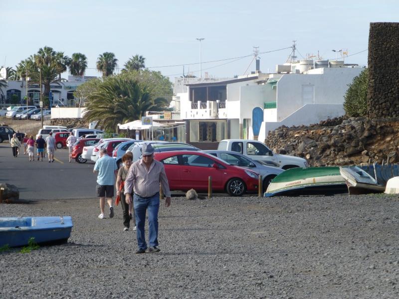 Canary Islands, Lanzarote, Playa Blanca, 2012, Walk from Rubicon Marina to the Lighthouse 28810
