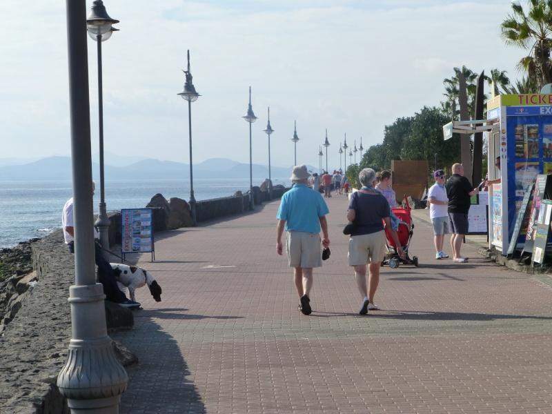Canary Islands, Lanzarote, Playa Blanca, 2012, Walk from Rubicon Marina to the Lighthouse 29110