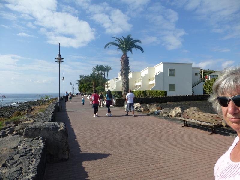 Canary Islands, Lanzarote, Playa Blanca, 2012, Walk from Rubicon Marina to the Lighthouse 29510