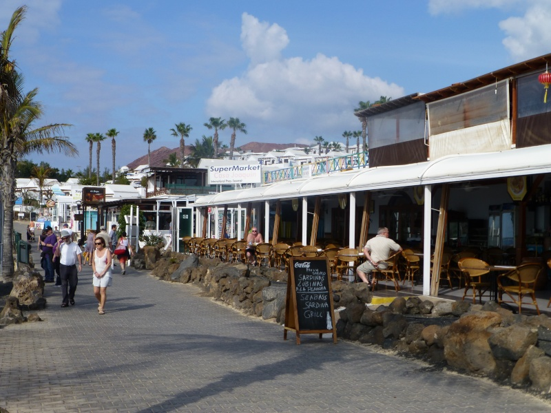 Canary Islands, Lanzarote, Playa Blanca, 2012, Walk from Rubicon Marina to the Lighthouse 30810