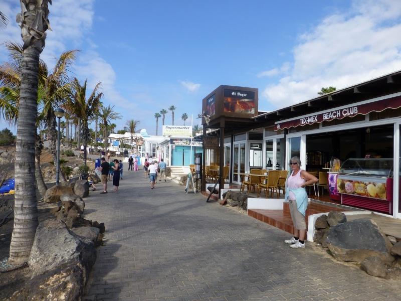 Canary Islands, Lanzarote, Playa Blanca, 2012, Walk from Rubicon Marina to the Lighthouse 30910