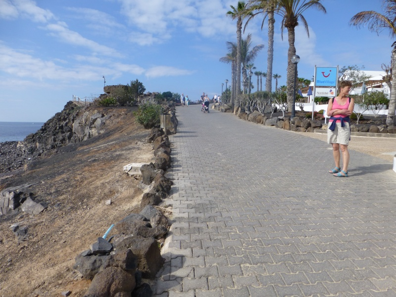 Canary Islands, Lanzarote, Playa Blanca, 2012, Walk from Rubicon Marina to the Lighthouse 31110