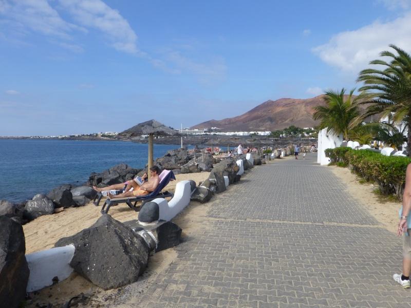 Canary Islands, Lanzarote, Playa Blanca, 2012, Walk from Rubicon Marina to the Lighthouse 32210