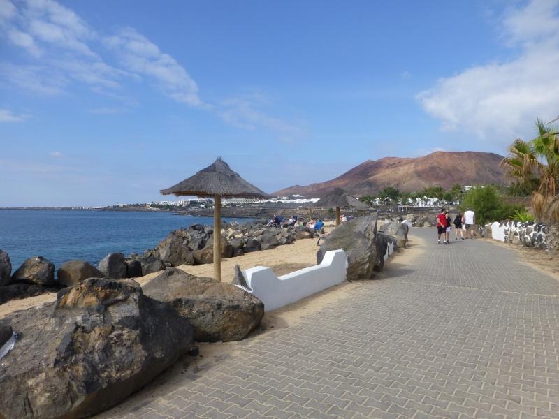 Canary Islands, Lanzarote, Playa Blanca, 2012, Walk from Rubicon Marina to the Lighthouse 32510