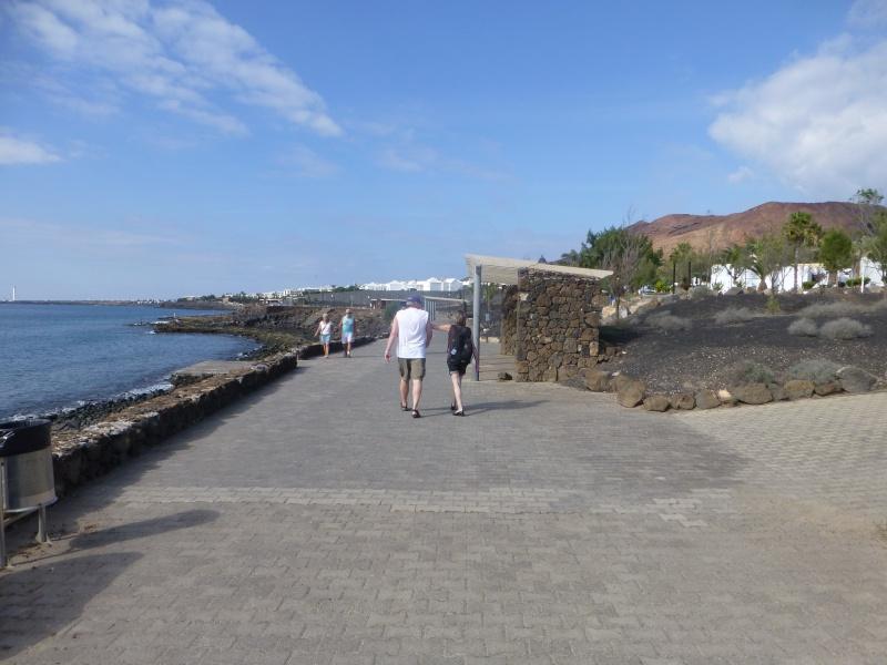 Canary Islands, Lanzarote, Playa Blanca, 2012, Walk from Rubicon Marina to the Lighthouse 32710