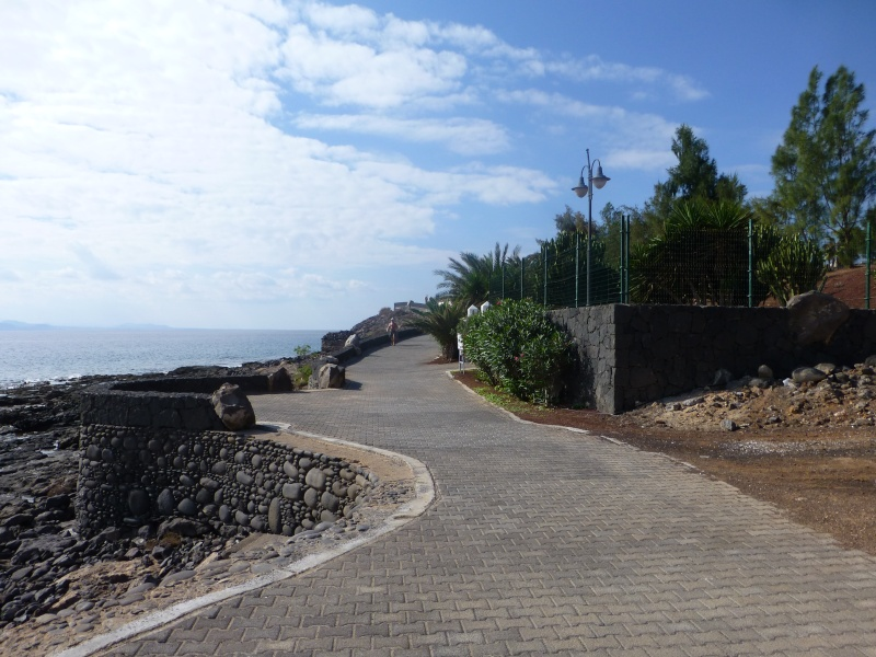 Canary Islands, Lanzarote, Playa Blanca, 2012, Walk from Rubicon Marina to the Lighthouse 33711