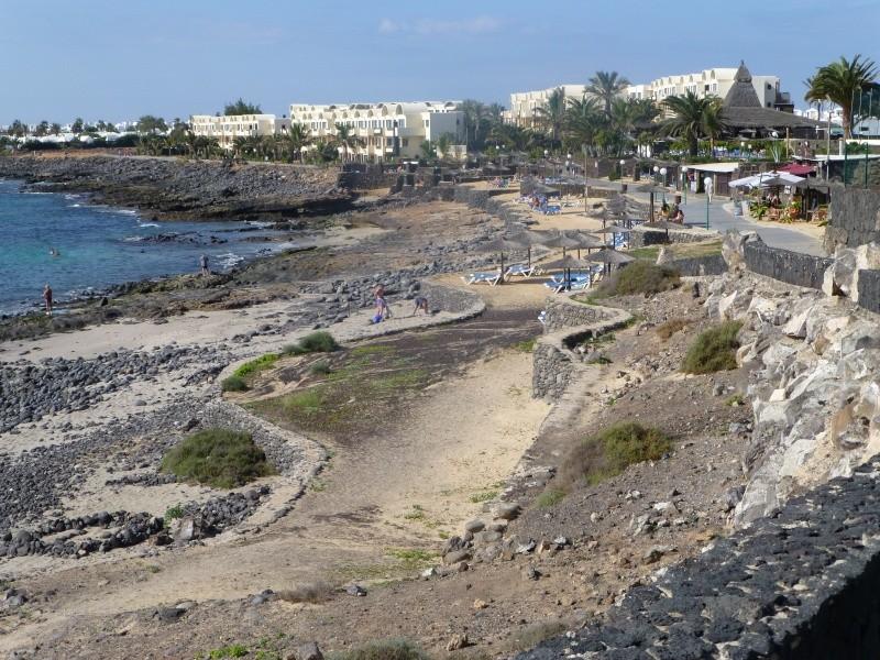 Canary Islands, Lanzarote, Playa Blanca, 2012, Walk from Rubicon Marina to the Lighthouse 34211