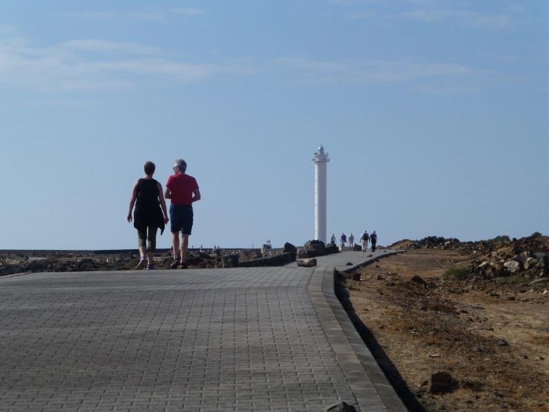 Canary Islands, Lanzarote, Playa Blanca, 2012, Walk from Rubicon Marina to the Lighthouse 34710