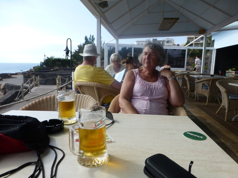 Canary Islands, Lanzarote, Playa Blanca, 2012, Walk from Rubicon Marina to the Lighthouse 35610
