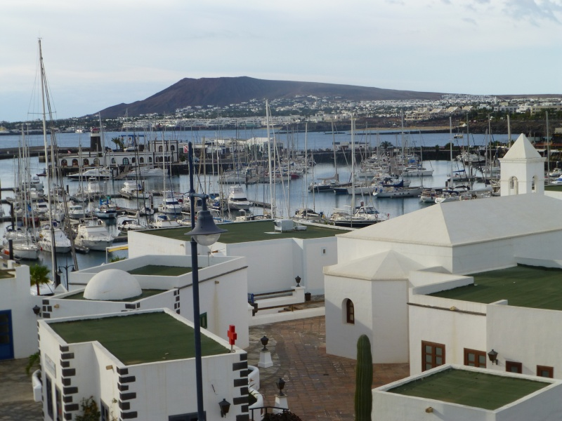 Canary Islands, Lanzarote, Playa Blanca, 2012, Walk from Papagaya to the Rubicon Marina 39610