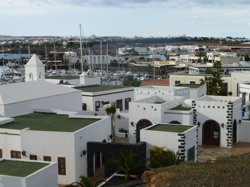 Canary Islands, Lanzarote, Playa Blanca, 2012, Walk from Papagaya to the Rubicon Marina 39710