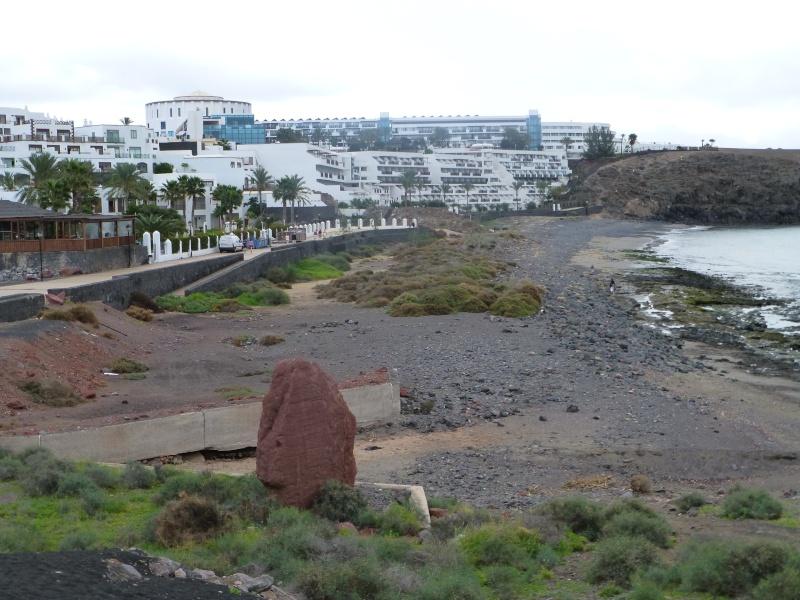 Canary Islands, Lanzarote, Playa Blanca, 2012, Walk from Papagaya to the Rubicon Marina 41310