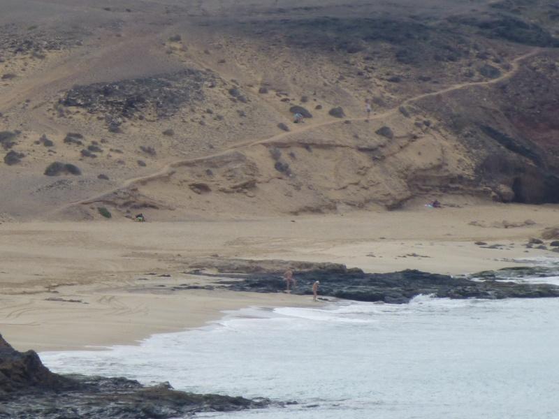 Canary Islands, Lanzarote, Playa Blanca, 2012, Walk from Papagaya to the Rubicon Marina 42210