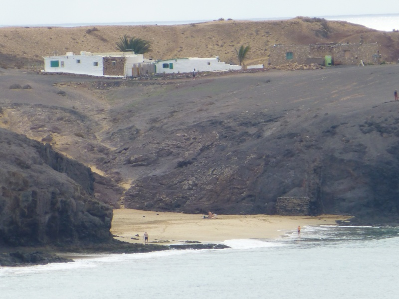 Canary Islands, Lanzarote, Playa Blanca, 2012, Walk from Papagaya to the Rubicon Marina 42310