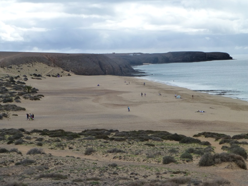 Canary Islands, Lanzarote, Playa Blanca, 2012, Walk from Papagaya to the Rubicon Marina 42910