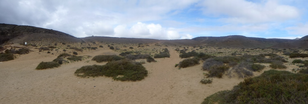 Canary Islands, Lanzarote, Playa Blanca, 2012, Walk from Papagaya to the Rubicon Marina 43410
