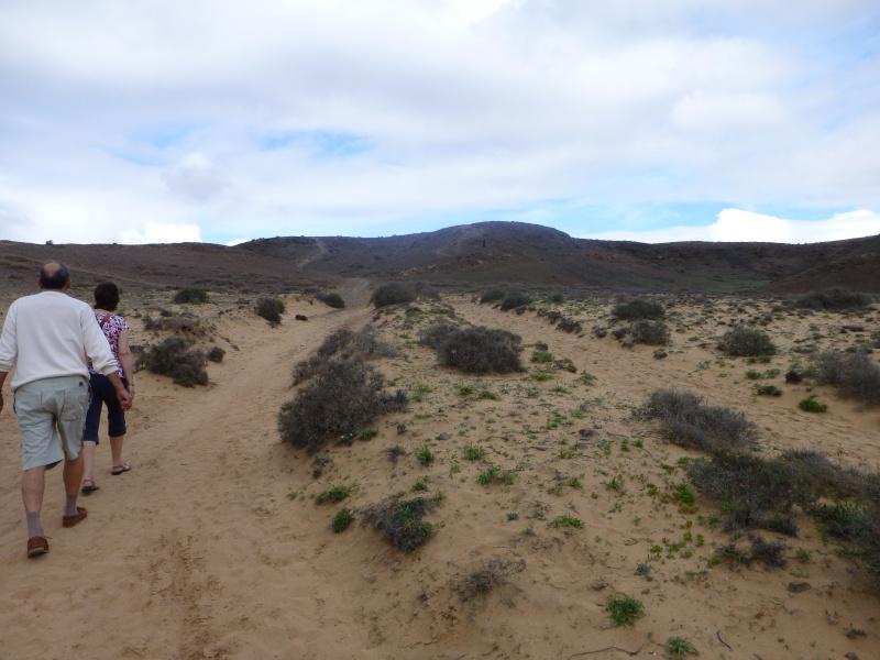 Canary Islands, Lanzarote, Playa Blanca, 2012, Walk from Papagaya to the Rubicon Marina 43710