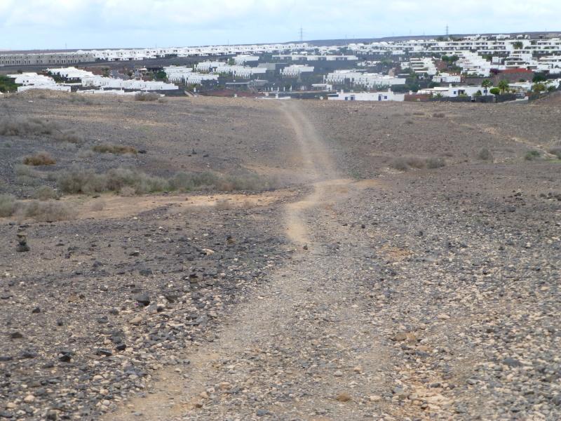 Canary Islands, Lanzarote, Playa Blanca, 2012, Walk from Papagaya to the Rubicon Marina 44410